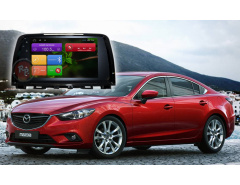 Штатное головное устройство Mazda 6 автомагнитола Redpower 21012 android