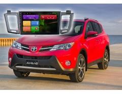 Штатная магнитола для Toyota RAV 4 | Автомагнитолы Тойота на RedPower.ru