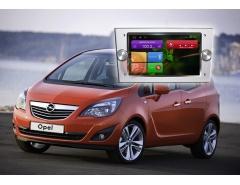 Штатное головное устройство Opel автомагнитола Redpower 21019BG android