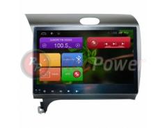 Головное устройство RedPower 21032B на Киа Серато