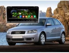 Штатное головное устройство Audi A3 автомагнитола Redpower 21049B android