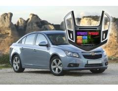 Штатное головное устройство Chevrolet Cruze автомагнитола Redpower 21052B android