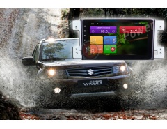 Штатное головное устройство Suzuki Grand Vitara автомагнитола Redpower 21053 android