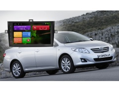 Штатное головное устройство Toyota Corolla Redpower 21063B9 IPS автомагнитола android