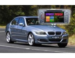 Штатное головное устройство BMW E90 3 серии автомагнитола Redpower 21082B android