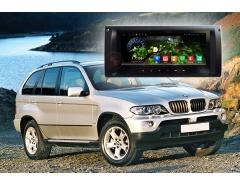 Штатное головное устройство BMW X5 E39 E53 автомагнитола Redpower 21083B Android