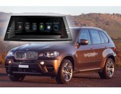 Головное устройство на BMW X5, X6 E70, E71, E72 (2011-2014 гг.)