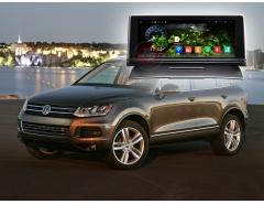 Штатное головное устройство Volkswagen Touareg автомагнитола Redpower 21143B android
