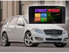 Штатное головное устройство Mercedes Benz R class автомагнитола Redpower 21169B android