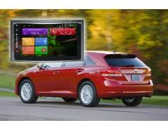 Штатное головное устройство Toyota Venza автомагнитола Redpower 21185B android