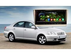 Штатное головное устройство Toyota Avensis автомагнитола redpower 21287 android