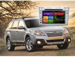 Штатное головное устройство Subaru Outback автомагнитола Redpower 21462B Android