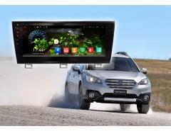 Штатное головное устройство Subaru Outback Redpower 21562B автомагнитола