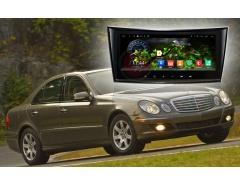 Штатное головное устройство Mercedes Benz E class автомагнитола Redpower 21568B