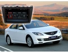 Штатное головное устройство Mazda 6 автомагнитола Redpower 30002 IPS android