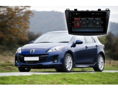 Штатное головное устройство Mazda 3 автомагнитола Redpower 30034 ISP Android