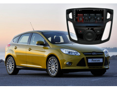 Магнитола Форд Фокус 3 штатная автомагнитола на Android