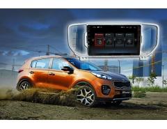 Штатное головное устройство Kia Sportage 3 Автомагнитолы Redpower 30174 IPS