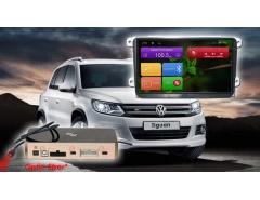 Магнитола Volkswagen и Skoda Redpower 31004 IPS 9''