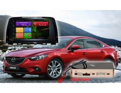 Штатное головное устройство Mazda 6 автомагнитола Redpower 31012 IPS DSP Android
