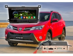 Магнитола Toyota Rav4 2012+ автомагнитола Redpower 31017 V IPS DSP android