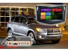 Штатное головное устройство Toyota Rav 4 2006-2013 автомагнитола Redpower 31018 IPS