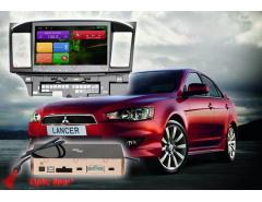 Штатное головное устройство Mitsubishi Lancer автомагнитола Redpower 31037 IPS DSP android