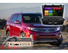 Штатное головное устройство KIA Sorento R2 автомагнитола Redpower 31040 IPS