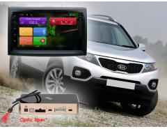 Штатное головное устройство Kia Sorento R1 автомагнитола Redpower 31041 IPS Android
