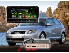 Магнитола Audi A3 автомагнитола Redpower 31049 IPS android
