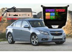 Штатное головное устройство Chevrolet Cruze автомагнитола Redpower 31152 R IPS android