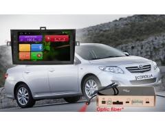 Штатное головное устройство Toyota Corolla Redpower 31063 IPS автомагнитола android