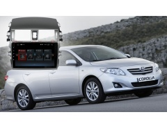 Штатное головное устройство Toyota Corolla Redpower 30063 IPS автомагнитола android
