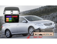 Штатное головное устройство Toyota Corolla Redpower 31063 R IPS автомагнитола android