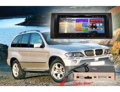 Штатное головное устройство BMW X5 E39 E53 автомагнитола Redpower 31083 IPS Android