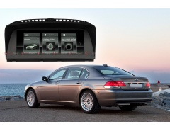 Автомагнитола для BMW 7 серии кузов E65 / E66 (2004 - 2008 гг.)