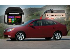 Штатное головное устройство Hyundai Elantra Redpower 31092 R IPS автомагнитола android