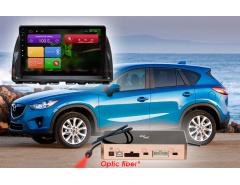Штатное головное устройство Mazda CX-5 автомагнитола Redpower 31112 R IPS android