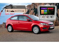 Штатное головное устройство Ford Focus автомагнитола Redpower 31137 R IPS Android