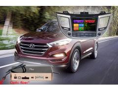 Штатное головное устройство Hyundai tucson автомагнитола Redpower 31147 IPS