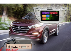 Штатное головное устройство Hyundai tucson автомагнитола Redpower 31147 R IPS