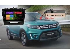 Штатное головное устройство Suzuki Vitara автомагнитола Redpower 31153 R IPS android