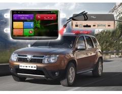 Штатное головное устройство, автомагнитола для Renault Duster Lada Redpower 31157 IPS