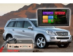 ШГУ для Mercedes-Benz ML GL RedPower 31168 IPS I * DSP 5.1 процессор RedPower приобретается отдельно