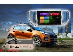 Штатное головное устройство Kia Sportage 3 Автомагнитолы Redpower 31174 R IPS