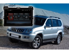 Магнитола для Toyota Land Cruiser Prado 120 / LEXUS   Автомагнитолы Тойота на RedPower.ru