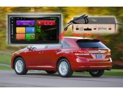 Штатное головное устройство Toyota Venza автомагнитола Redpower 31185 android