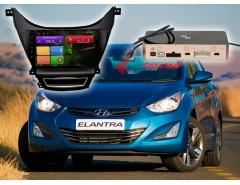 Штатное головное устройство Hyundai Elantra Redpower 31192 R IPS автомагнитола android