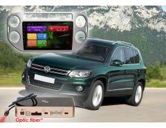 Штатное головное устройство Volkswagen Tiguan автомагнитола Redpower 31204 RIPS Android