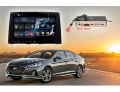 Штатное головное устройство Hyundai Sonata Redpower 31209 IPS DSP автомагнитола android